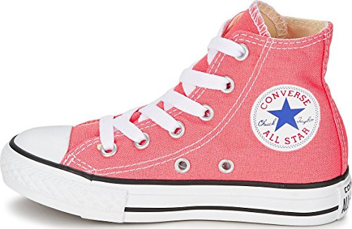 Converse Chuck Taylor All Star, Unisex - Kinder Sneakers, koralle, EU 29 (Converse Girls High Tops)