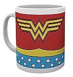 GB Eye LTD, DC Comics, Wonder Woman Costume, Tazza de ceramica