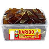 Haribo Riesen Cola Bottles Tub Retro Kids Sweets - 60er Jahre