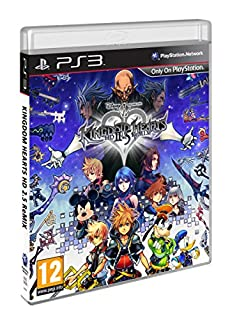 Kingdom Hearts HD II.5 ReMix (B00KYU89YA) | Amazon price tracker / tracking, Amazon price history charts, Amazon price watches, Amazon price drop alerts