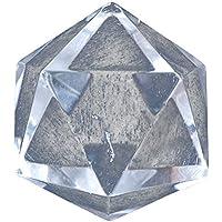 Ikosaeder aus Bergkristall 1,5x1,5 cm preisvergleich bei billige-tabletten.eu