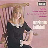 MARIANNE FAITHFULL - YESTERDAY 7in [35678]