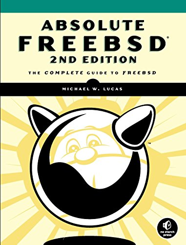 Absolute FreeBSD: The Complete Guide to FreeBSD