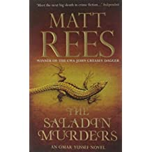 The Saladin Murders: An Omar Yussef Novel (Omar Yussef Mystery 2)