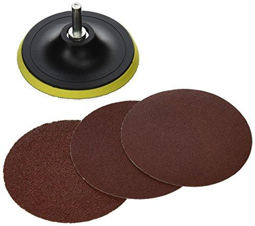 quicksander-crochet-boucle-support-pour-pad-avec-127-cm-disques-abrasifs-grain-40-80-et-120-pour-pon