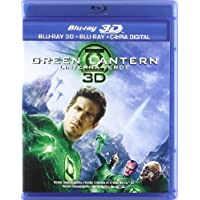 Green Lantern: Linterna Verde (Bd) (3D) - 2Dbd + 3Dbd