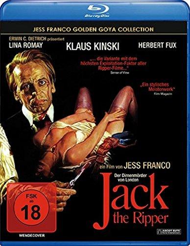 Jack the Ripper - Der Dirnenmörder von London [Blu-ray]
