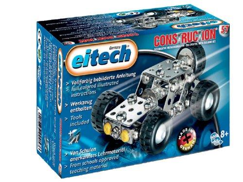 Eitech 00057 - Metallbaukasten Start Jeep