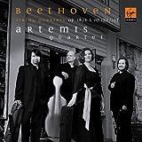 Beethoven : Quatuor à cordes Op. 18, n° 6 - Quatuor à cordes n° 13, Op. 130  - Grande Fugue  Op. 133