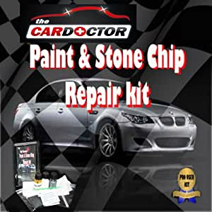 VW AUDI Paint Chip Touch up Paint - Blue Anthracite LC7V