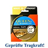 Zielfisch-Schnur Queen of Fishing Line / Karpfen 0,30mm 7,8kg 300m