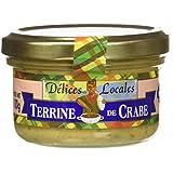 DELICES LOCALES Terrine de Crabe 100 g