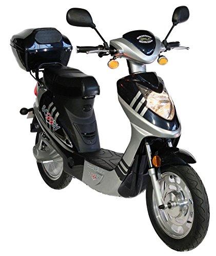 Scoody 25 Elektroroller / Strassenzulassung / inkl. Ladegerät / 500 Watt Elektromotor / über 300 Aufladungen / führerscheinfrei wenn vor 01.04.1965 geboren