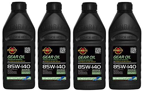 Penrite 85W-140 - Olio per Cambio differenziale, 4 Lit