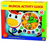 megcos Musical Activity Clock
