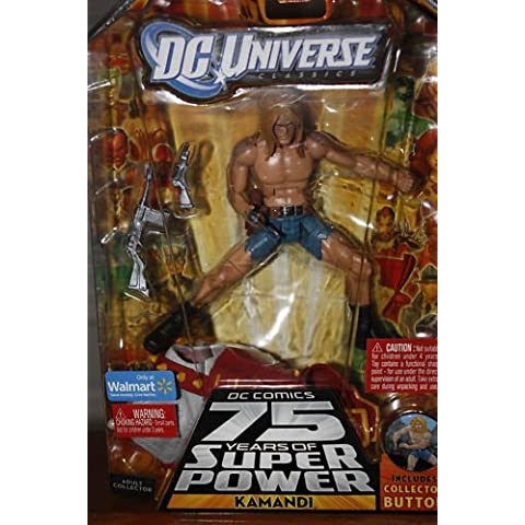 DC Universe Classics Series 14 Exclusive Action Figure Kamandi Build Ultra Humanite Piece! by DC Comics