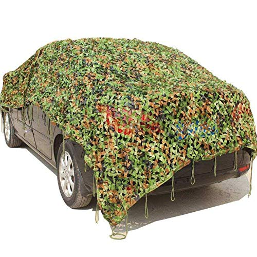 Outdoor Camouflage Jungle Isolation Staub Netz Sonnencreme Verstecktes Feld Shade Breathing Carports...