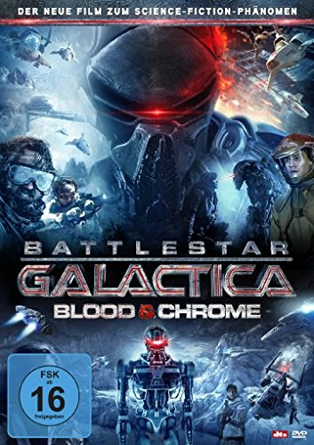 Preisvergleich Produktbild Battlestar Galactica: Blood & Chrome