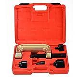 Homdox Kit adaptateur démontage séparateur rotule service 4 dans 1