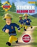 Feuerwehrmann Sam Sticker Album Set Test