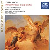 Haydn : Theresienmesse ; Salve Regina [Import allemand]