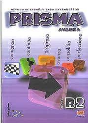 Prisma B2 Avanza - Libro del alumno