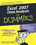 Excel 2007 Data Analysis FD (For Dummies Series)