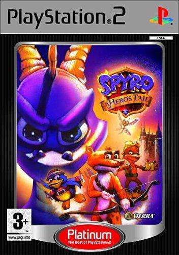 Spyro Hero's Tail - Platinum