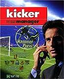 Kicker - Fussball-Manager
