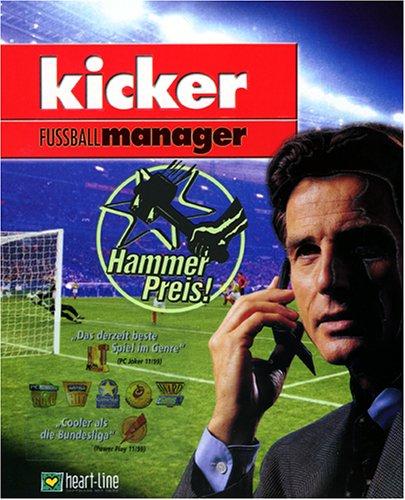 Kicker Fußball Manager