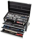 KS Tools 918.0200 1/4'+1/2' CHROMEplus Universal-Werkzeug-Satz, 99-tlg.