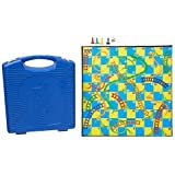 Pavilion Molded Game Case Assortment : Memory + Snakes & Ladders by Pavillion