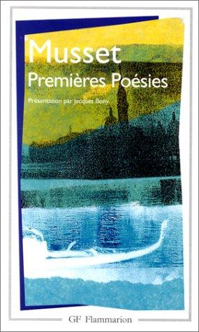 Premieres Poesies