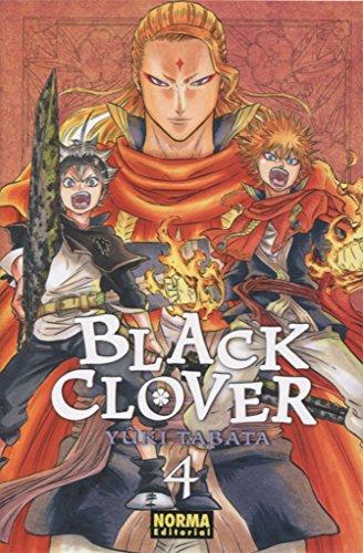 Black Clover 04 por Kazue Kato