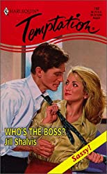 Who's the Boss? (Harlequin Temptation)