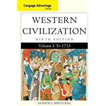 Cengage Advantage Books: Western Civilization, Volume I: To 1715 by Jackson J. Spielvogel (2014-02-25)