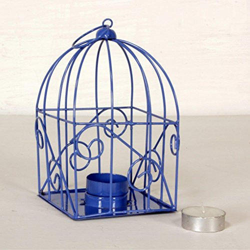 Universal Art Traditional Metal Cage Tea Light Size 10x10x15 Cm