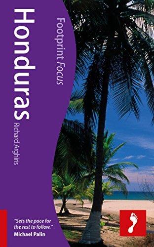Honduras (Footprint Focus) by Richard Arghiris (2012-01-10)