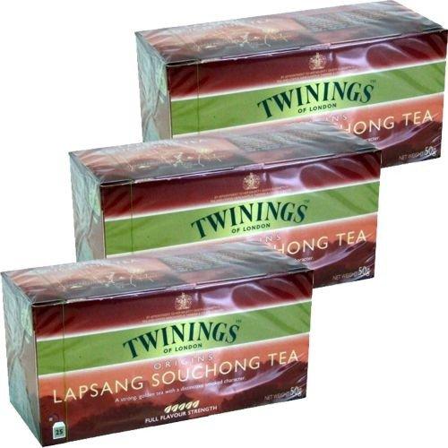 Twinings Teebeutel Lapsang Souchong Tea 3 x 25 Btl. (Souchong Lapsang Twinings)