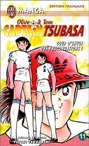 Captain Tsubasa - Olive et Tom Edition simple Tome 11