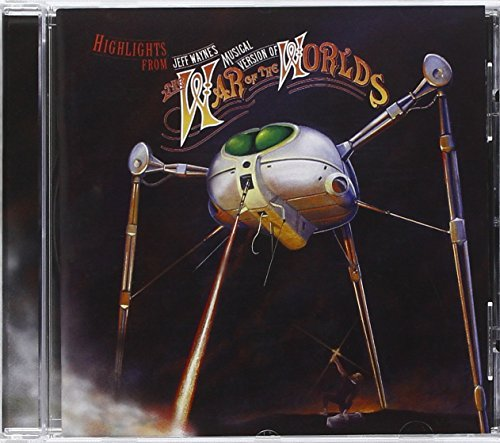 War of the Worlds: Highlights by JEFF WAYNE (2007-06-26)