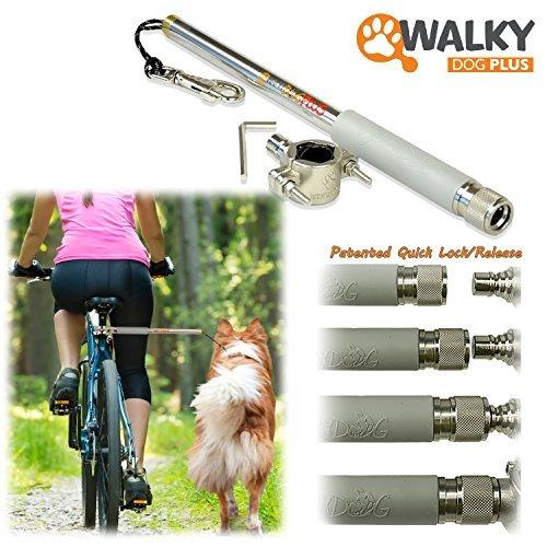 Walky Dog Plus Fahrrad Freihand Laufleine Modell