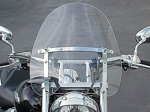 Pare brise moto Honda Shadow VT125/250 99-08