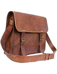 Original Leather Laptop Bags/Backpacks/Laptop Messenger Bag/Sling Bag/Cross-Body/Shoulder/Sling Bag For Men/Women...