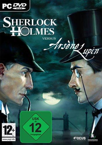 Sherlock Holmes jagt Arsène Lupin