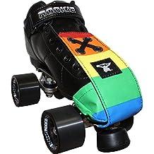 Cerrojo de seguridad de Skate Scuff Busters Rainbow