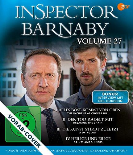Inspector Barnaby Vol. 27 [Blu-ray]