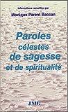 Paroles célestes de sagesse et de spiritualité