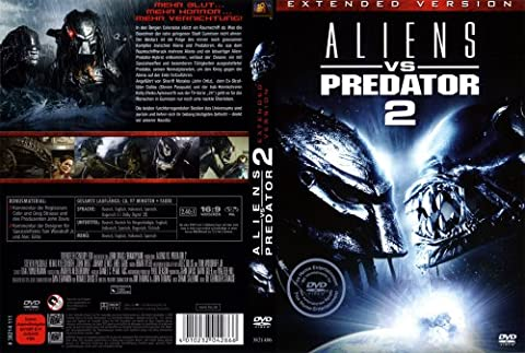 Aliens vs. Predator 2 ( EXTENDED VERSION ) (Predator Filme)