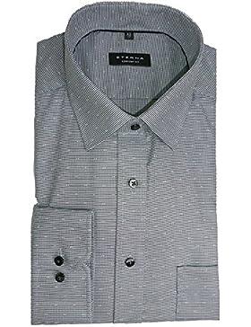 ETERNA long sleeve Shirt COMFORT FIT Natté checked